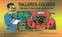TALLERES COLISEO