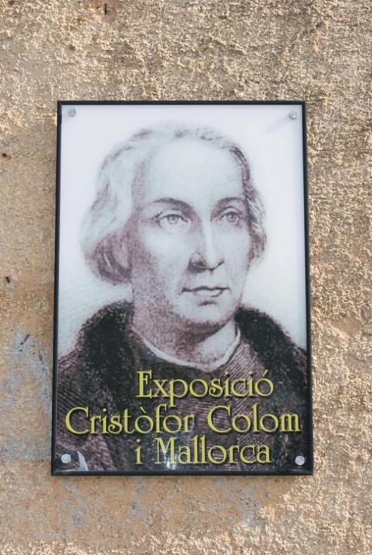 Finalmente continuamos en dirección a Felanitx, donde se encuentra nuestra  última parada: el Museu de Son Colom de Felanitx (Cristòfor Colom).