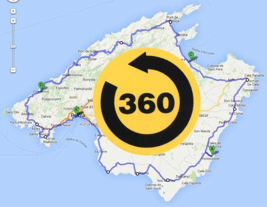 Volta a Mallorca 360
